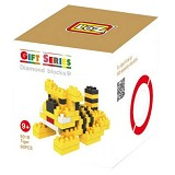 LOZ Diamond Blocks Gift Series Small Tiger [9318] - Building Set Animal / Nature